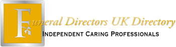 Find us listed in the Funeral Directors UK Directory